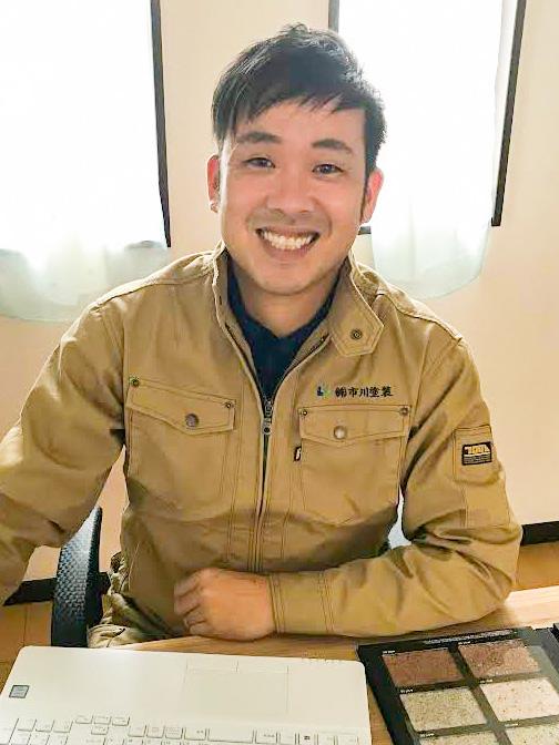代表取締役 市川勇太